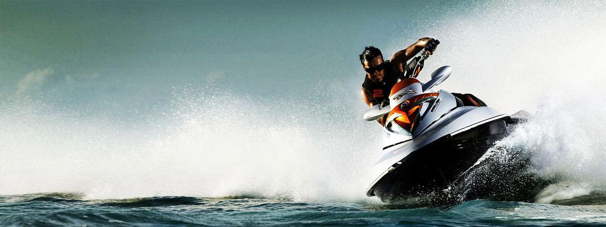 Un tour de Jet Ski